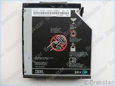 15582 Lecteur graveur CD DVD 27L3687 27L3686 CRN-8241B IBM Thinkpad 600e TYPE 26