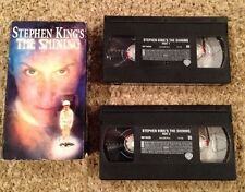 Stephen King's The Shining (1997) -VHS Video Tape-Drama / Horror- TV Mini-series