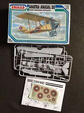 Emhar - Anasal Ds WW1 - Russian Biplane - scale 1/72