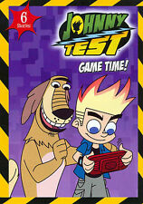 Johnny Test: Game Time (DVD, 2010)