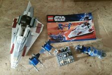 Mace Windu's  Star Fighter Star Wars Set 7868 mit Minifiguren !