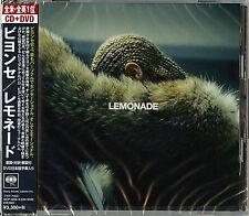 BEYONCE-LEMONADE -JAPAN CD+DVD H66