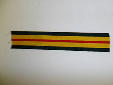 b0168r RVN Vietnam Police Merit Medal ribbon only Canh Sat Chien Cong IR5H