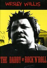 Wesley Willis: The Daddy of Rock 'n' Roll (2003, DVD NEUF)
