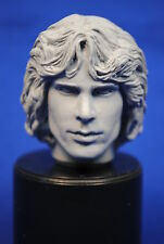 "1:6 SCALE CUSTOM RESIN HEAD SCULPT ""JIM MORRISON"" THE DOORS"
