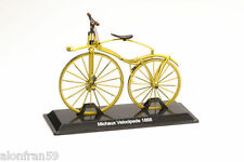 Collection Bicycle 1:15 scale - MICHAUX VELOCIPEDE 1868   Metal Model - BIC030