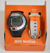 NEW MIO Motiva Strapless Heart Rate Monitor ECG Extra Watch Band Fitness