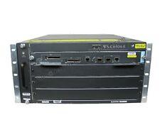 Cisco  6504-E Chassis 4-Slot WS-C6504-E w/ Dual AC & WS-SUP720-3B *Bundle*
