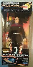 "Captain Jean-Luc Picard Star Trek Playmates 9"" Figure/Doll Generations 6140 6141"
