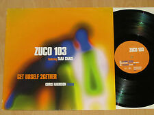 """12"""" ZUCO 103 featuring TARA CHASE - GET URSELF 2GETHER - MINT"""