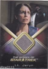 STAR TREK WOMEN OF WCC26 MEGAN GALLAGHER LT. JARYN COSTUME MILLENIUM