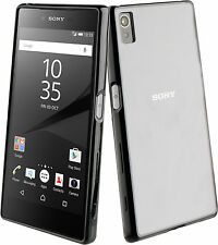 Genuine BACK GEL CASE SONY EXPERIA Z5 original smartphone e6653 cover casing