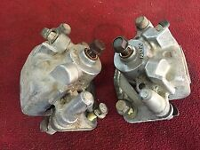 2002 Bombardier Ds 650 Front Calipers Good Shape