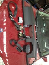 CITROEN C4 AIRBAG ECU KIT SEAT BELTS & BOTH FRONT AIR BAGS / DASH & ECU 2005