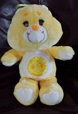"1983 Original Care Bears By Kenner/American Greetings 13"" Funshine Bear EUC"