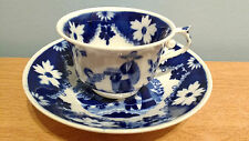 """Antique W. Hilditch & Sons """"Eskimo Child"""" Cup & Saucer.1819-35.Lovely Condition."""