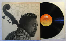 Charles Mingus – Nostalgia In Times Square / The Immortal 1959 Sessions LP