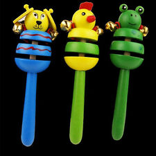 Baby Bell Toy Cartoon Animal Wooden Musical Children Special For Children