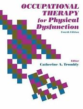 G, Occupational Therapy for Physical Dysfunction, , 0683083902, Book