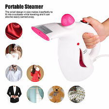 Portable Travel Handheld Steam Fabric Clothing Clothes Garment Iron Steamer New