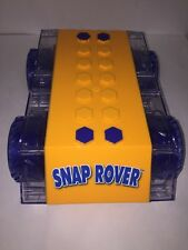 ELENCO Electronic Snap Circuits RC ROVER Parts Repair Cracked AS-IS