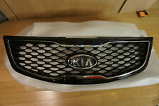 FIT FOR 11 12 13 KIA SPORTAGE TURBO GDI GRILL GENUINE PARTS OEM