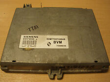 Engine ECU - Renault 19 Energy 1.4 1992-96 E7J S101718103 7700862148