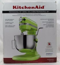 KitchenAid Professional HD 5 Quart Bowl-Lift Stand Mixer, Green, Model KG25H0XGA