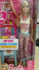 Barbie Loves Paul Frank Doll in Pajamas W9579 Target Exclusive 2011 New in Box