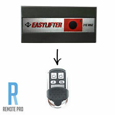 B&D Easylifter Compatible Garage/Gate Remote Control Cloner BND - 318 MHz