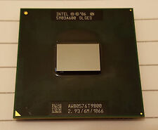 Intel Core 2 Duo T9800 2.93GHz 6MB 1066MHz SLGES PGA478 Mobile CPU