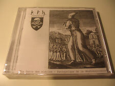 PESTE NOIRE La Sanie Des Siècles RARE CD NEW SEALED Vlad Tepes Deathspell Omega
