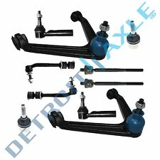 Brand New 10pc Complete Front Suspension Kit for Dodge Durango & Chrysler Aspen