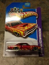 2013 1:64 Hot Wheels #212 '69 Dodge Coronet Superbee 212/250 HW Showroom