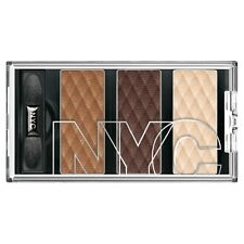 NYC HD Metro Trio Eyeshadow - Bronzed in Brooklyn