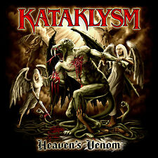 KATAKLYSM Heaven's Venom CD +1 BONUS ( limited edition)