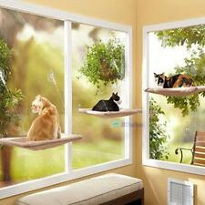 Kitty Cat Basking Window Hammock Mounted Perch Cushion Bed Hanging Shelf Seat TL