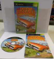 Gioco Game Console Microsoft XBOX PAL THE DUKES OF HAZZARD Return of General Lee