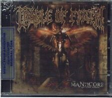 CRADLE OF FILTH THE MANTICORE AND OTHER HORRORS SEALED CD NEW 2013