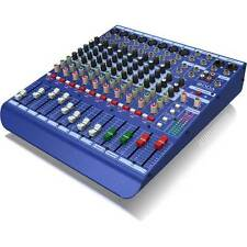 MIDAS DM12  - 12 Channel Mixing Console MIDAS Quality