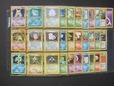 Pokemon COMPLETE BASE SET 2 130/130 - HOLOS - CHARIZARD - PL/EX