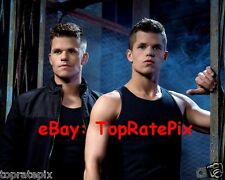 MAX and CHARLIE CARVER  -  Teen Wolf's Sexy Duo  -  8x10 Photo
