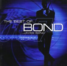 THE VERY BEST OF JAMES BOND 007 (NEW SEALED CD) GREATEST HITS (JOHN BARRY THEME)