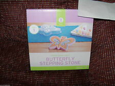 Butterfly Stepping Stone Make-your-own New Last One