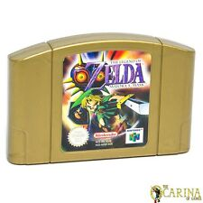 The Legend Of Zelda: Majora's Mask - N64 Nintendo 64 Game Cartridge AUS PAL