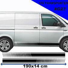 Vw Transporter T4 T5 Racing Stripes Stickers Decal Tuning Car Graphics