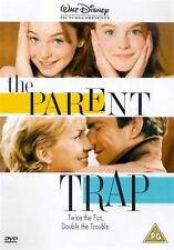 The Parent Trap Orginal Disney Lindsay Lohan, Dennis Quaid NEW SEALED UK R2 DVD