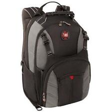 "SWISSGEAR SHERPA DX 16"" LAPTOP BACKPACK WITH IPAD/TABLET POCKET - GREY NEW"