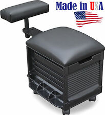 MANICURE PEDICURE STOOL CHAIR NAIL SALON 2316 SPA EQUIPMENT BY DINA MERI