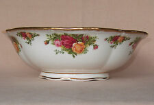 ROYAL ALBERT OLD COUNTRY ROSES LARGE BOWL, ENGLISH, FIRST QUALITY